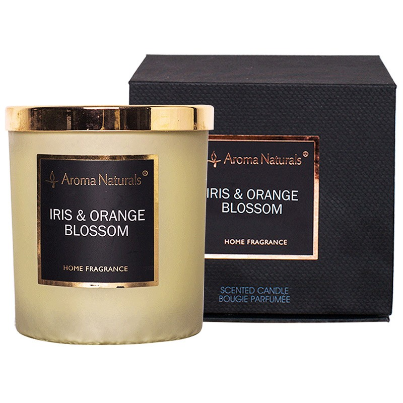 Aroma Naturals Svíčka Selection - Kosatec a pomerančový květ