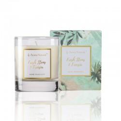 Aroma Naturals Svíčka Fleur - Čerstvé květiny a frézie