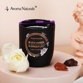 Vonná svíčka Černý jantar a zázvor z kolekce 🌺🌸NOIR🌸🌺- zajímavá kombinace orientálních vůní v kombinaci s jemnými květinovými vůněmi, co říkáte? Níže naleznete podrobnější složení Vonné složky svíčky:  Hlava: černý kardamon, zázvor, růžový pepř  Srdce: jasmín, orchidej, leknín, růže  Základ: kůže, santalové dřevo, kyara, černý jantar, pačuli  Odkaz: https://www.aromanaturals.cz/domu/64-svicka-noir-cerny-jantar-a-zazvorova-lilie.html #svicky #sojovesvicky #květiny #svicka #jantar#kardamon #zazvor #pepr #noir #cerna #masle #fialova #lilie #jasmin #leknin #ruze #drevo #pačuli #kuze #interier#dekorace #darek #homefragrance #jaro #kveten #plamen #denmatek