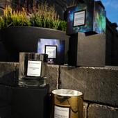 Kolekce ⚡🔥ELECTRUM🔥⚡ #aromanaturals #homefragrance #podzim #odpocinek #interier #slunce #autumn #hyggehome #darjeeling #tea #vanilka #darek #radost #darky #baleni #krabicky #kvetiny #svicky #sojovesvicky #difuzer #priroda #knot #candles
